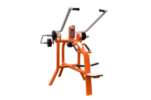 智能室外力量健身器材-智能户外力量训练解决方案