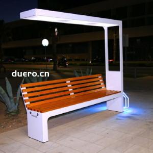 旅游景点座椅-智慧景区座椅-智慧座椅-智能座椅